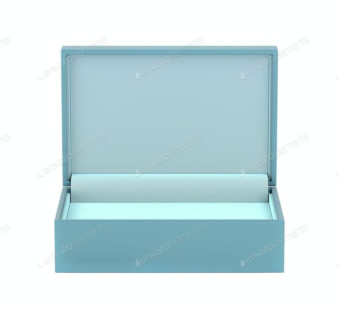 Empty box for jewelry or gifts