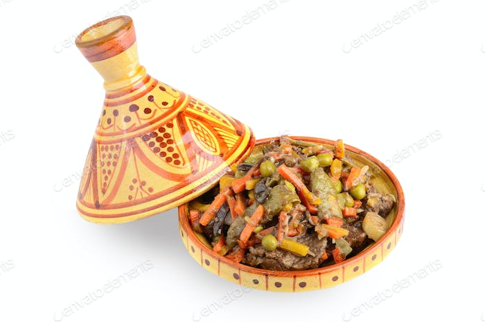 Moroccan national dish