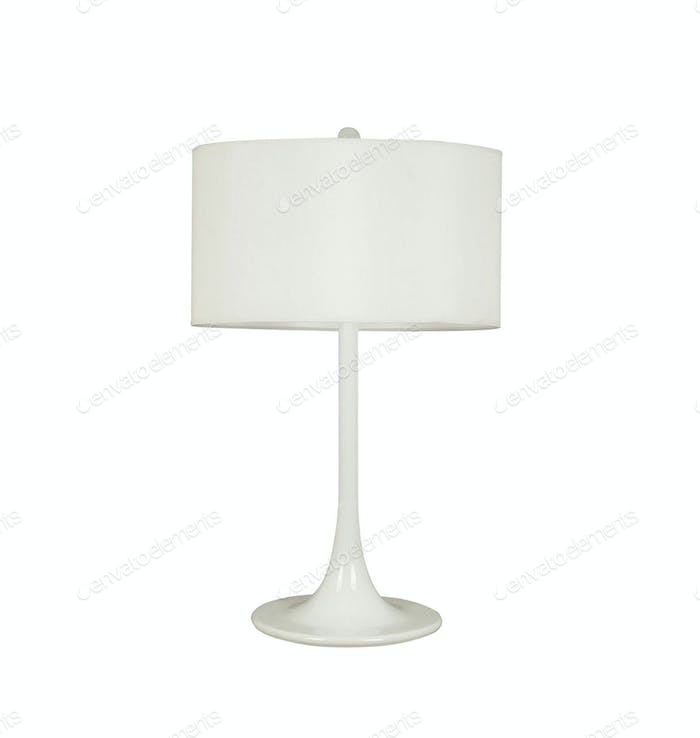 Lamp isolated