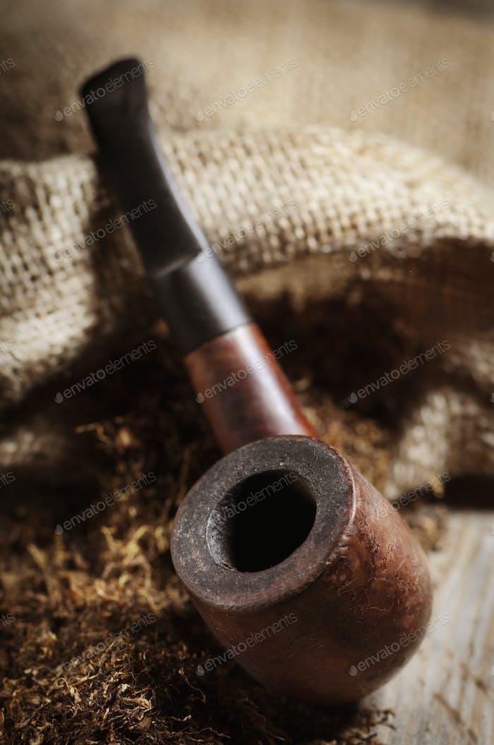 Tubería de tabaco