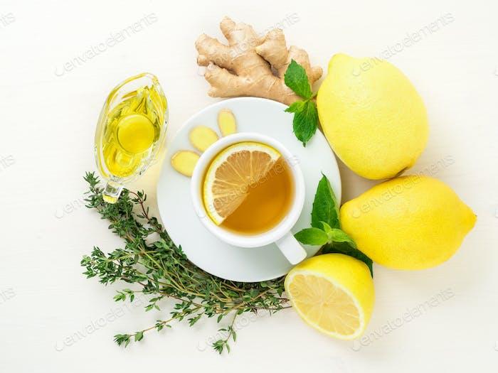 Folk ways to treat colds