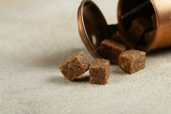 Natural Organic Dark Cane Sugar