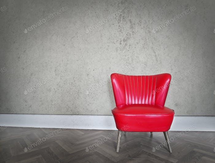 Armchair indoor