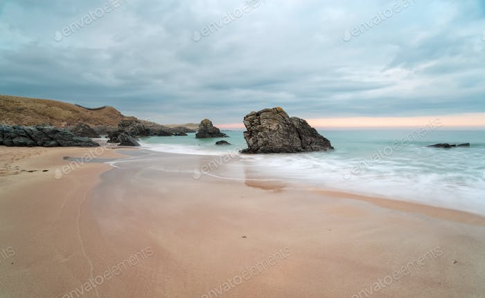 Sango Bay Beach in Durness