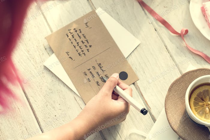 Letter Mail Ideas Stylish Trends Infrmation Concept