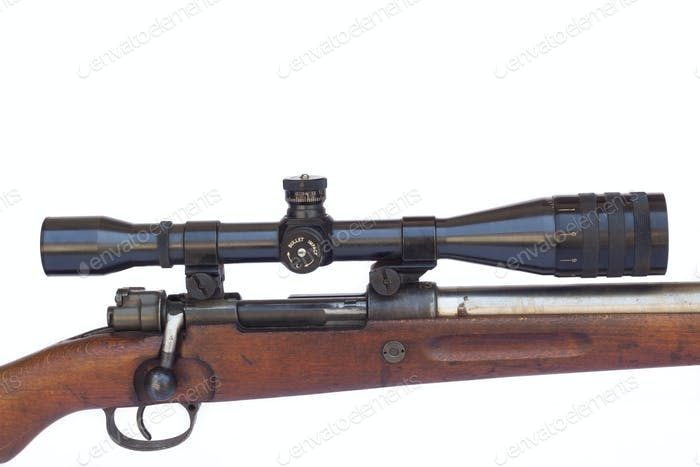 Schwarzes Scope