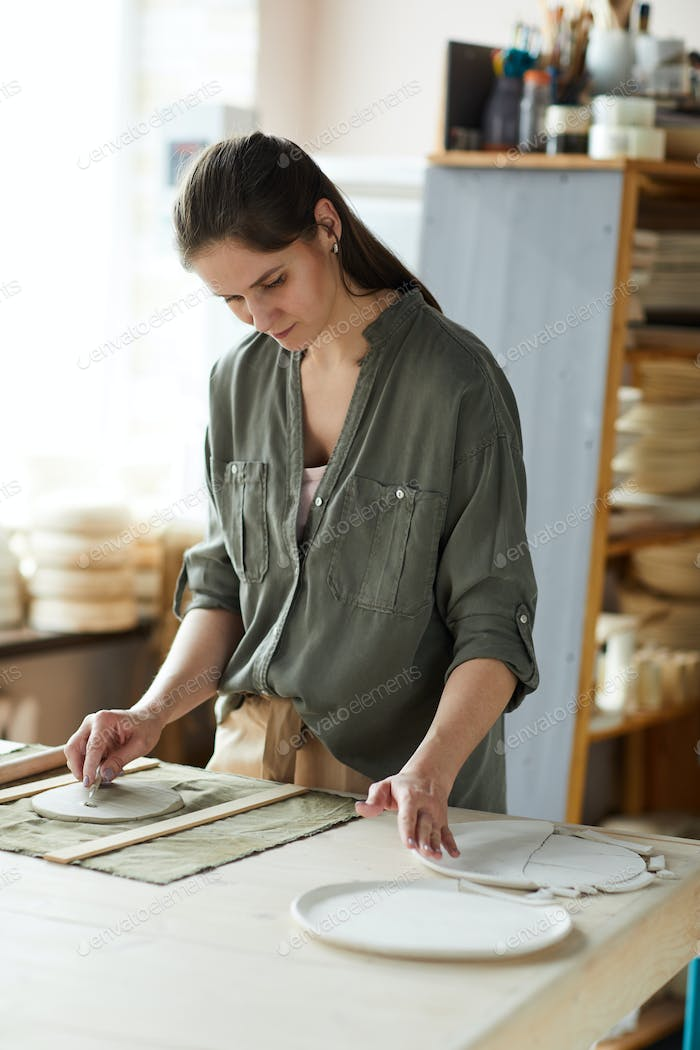Young Female Artisan