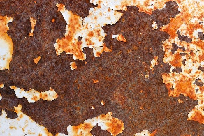 rustic metal texture