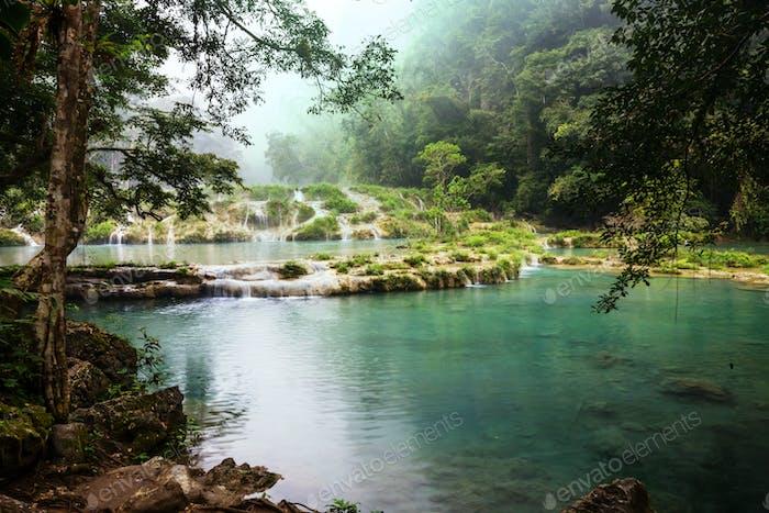 Schwimmbäder in Guatemala