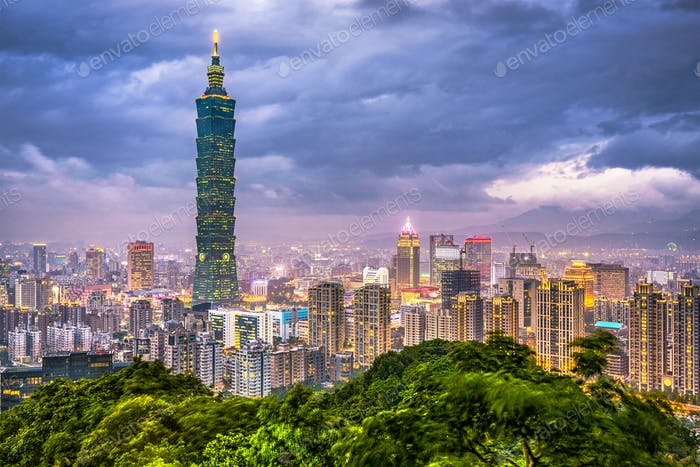 Taipeh City, Taiwan