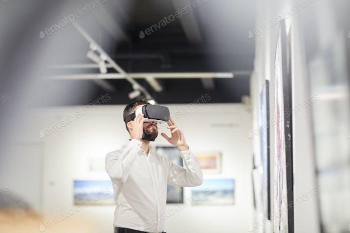 VR im Kunstmuseum