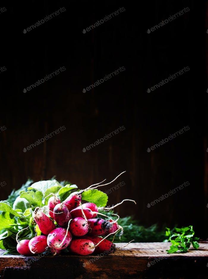Dirty radish