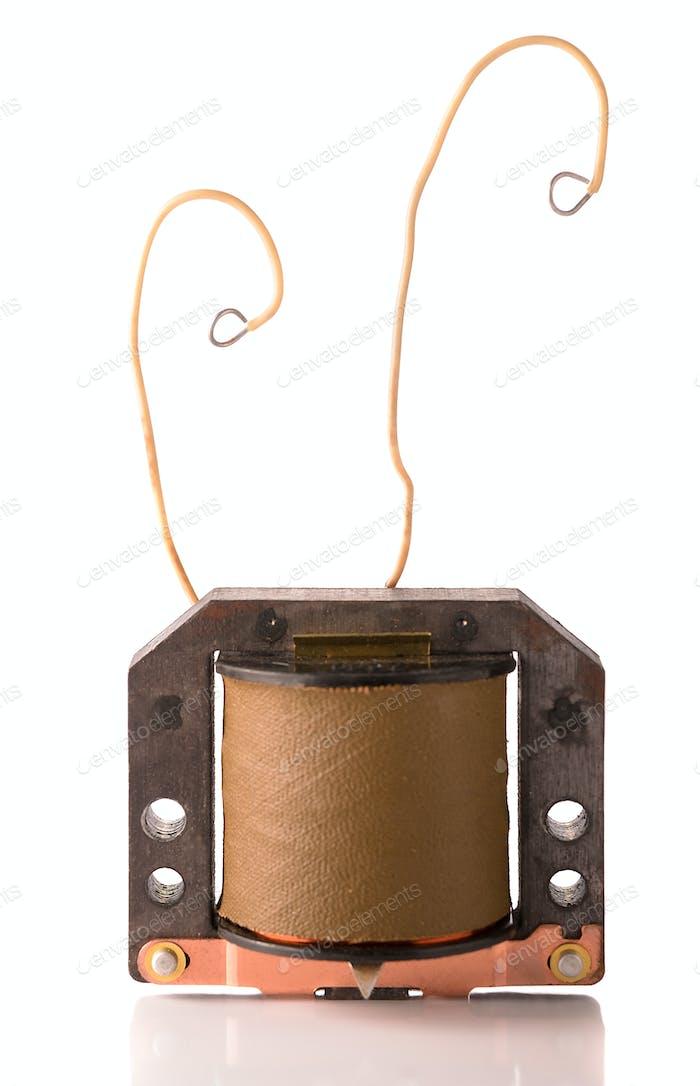 Transformatorspule