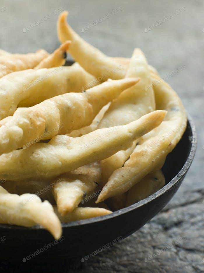 Dish of Nimki