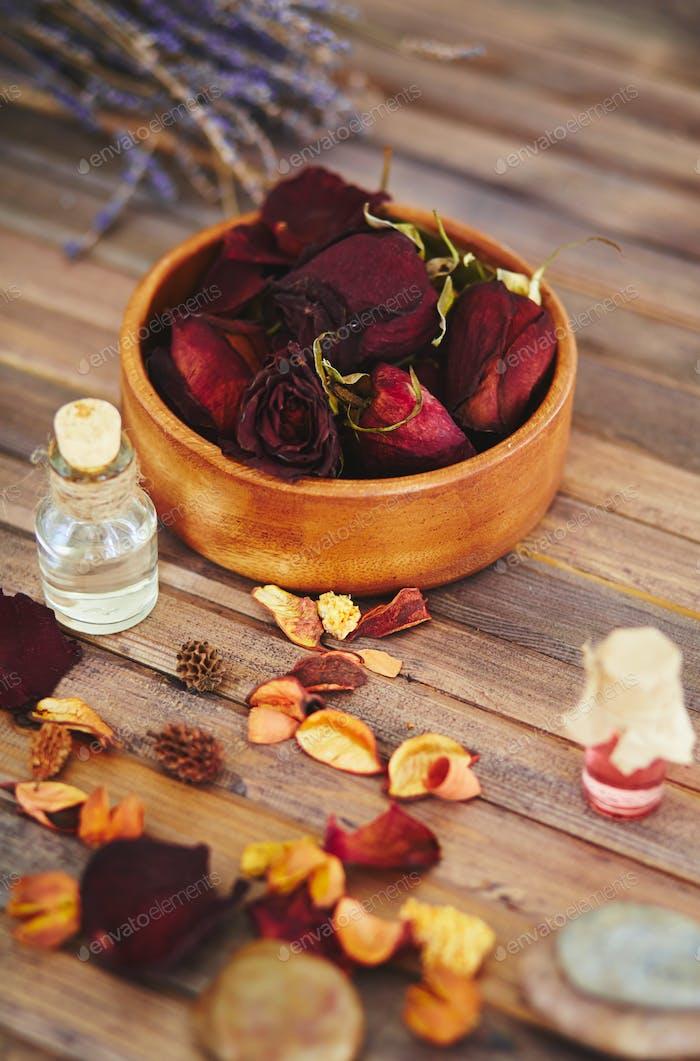 Rose Tinktur