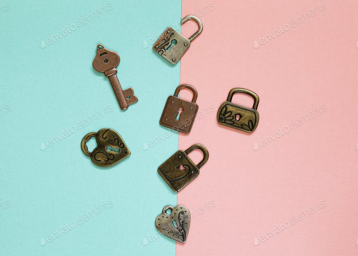 Metal Locks