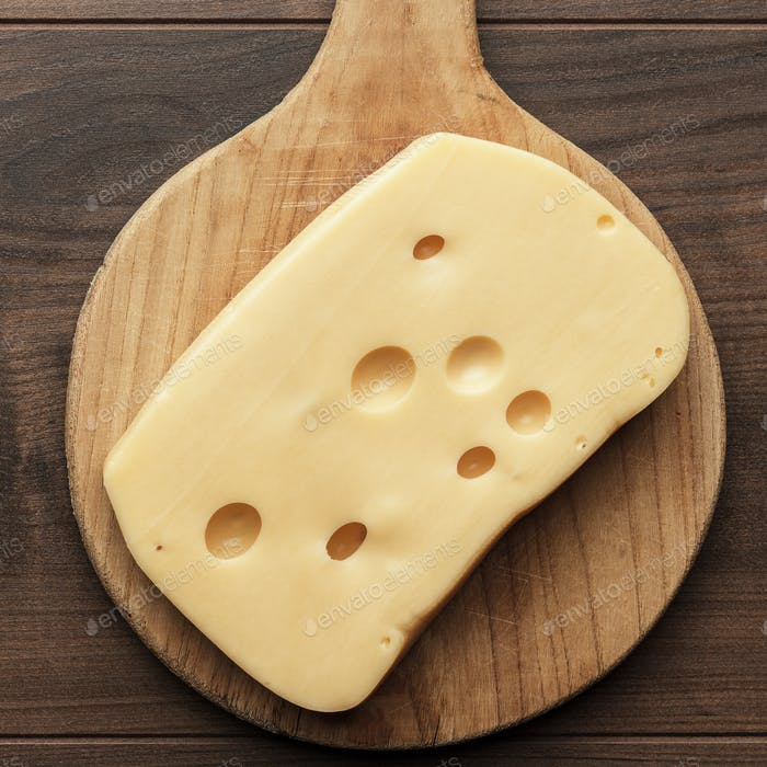 Big Pieces Of Cheese