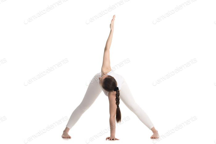 Yoga for flexible spine