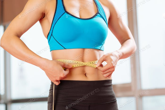 Thumbnail for Slimming woman