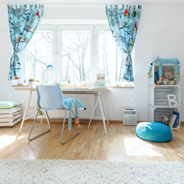Cosy children's room