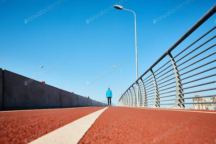 Road for activities