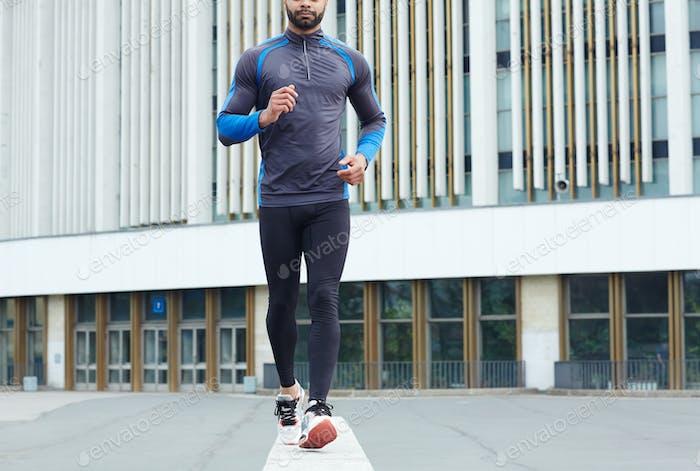 Sportive walking