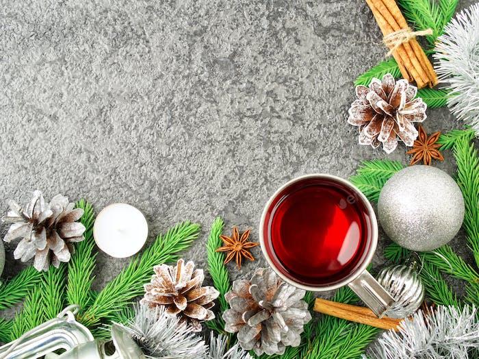 Weihnachten und Frohes Neues Jahr