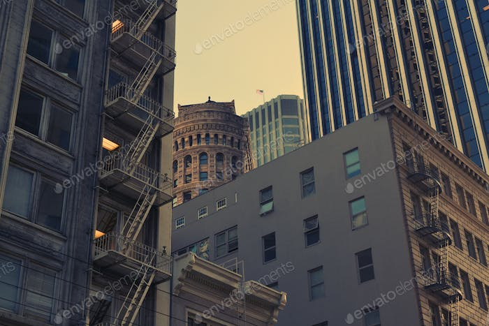San Francisco Skyscapers