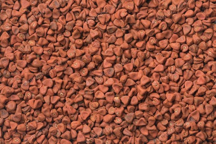 Dried Annatto seeds