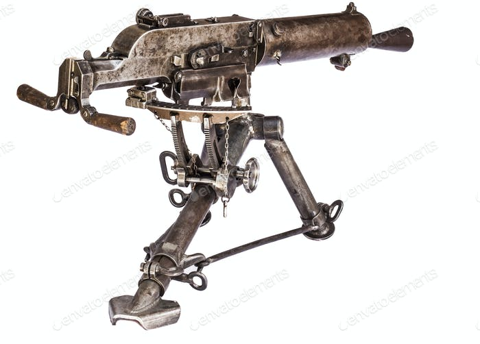 Machinegun Rear