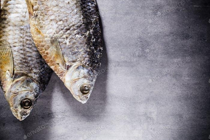Salz Fisch.
