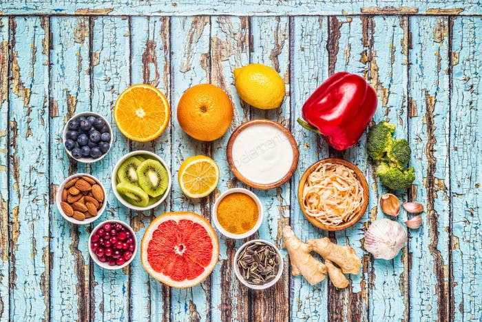 Superfoods for Immunity boosting and cold remedies