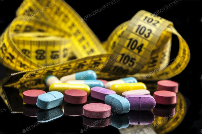 Meter and Pills