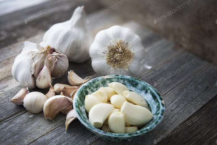 Cooking with Garlic