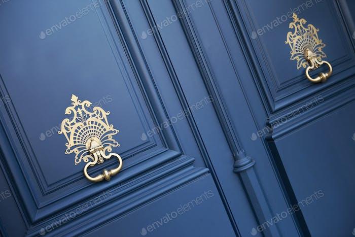 Door and knockers