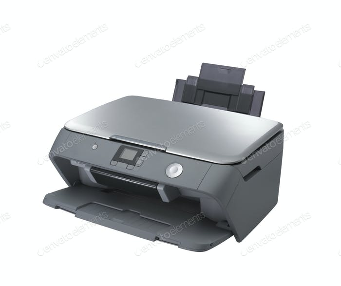 color printer device