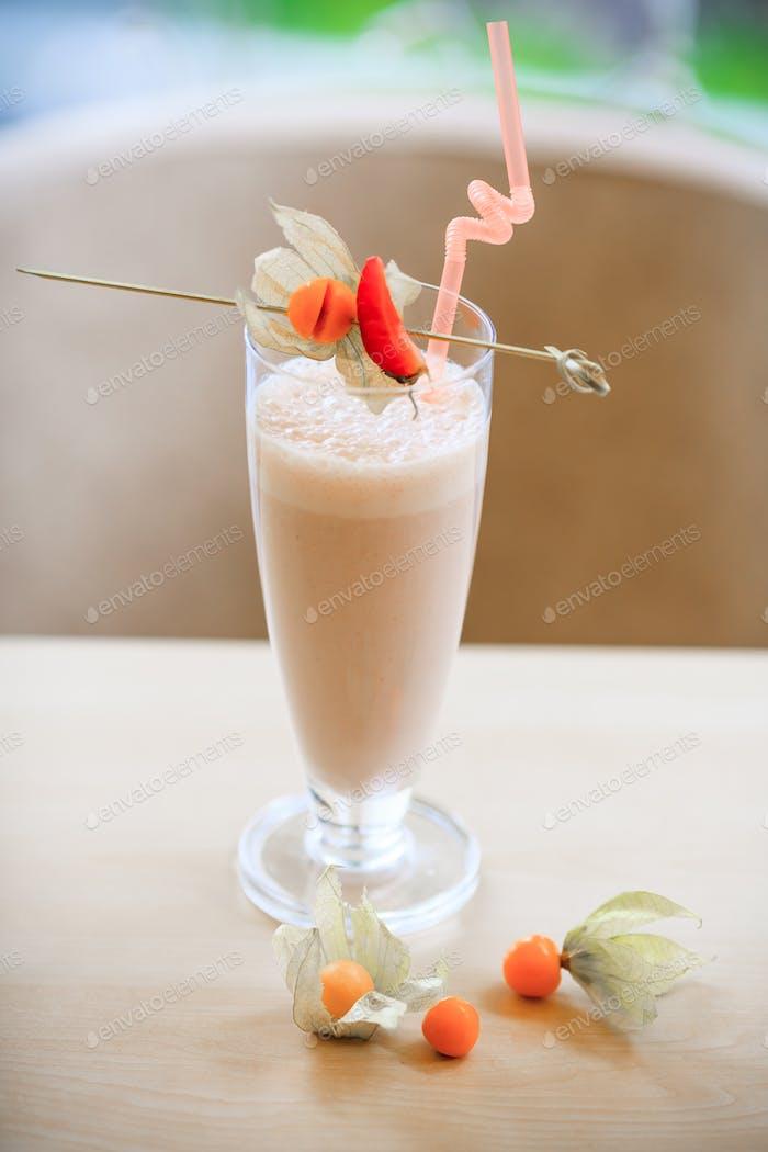 Milchcocktail