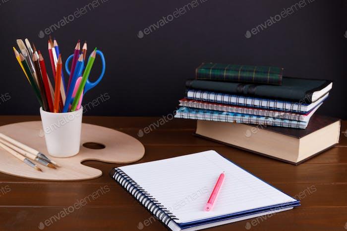 Zubehör für Studiengänge