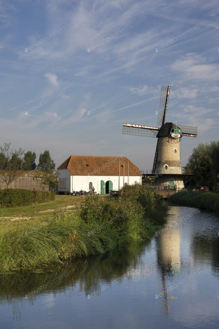 Thumbnail for The Kilsdonkse windmill