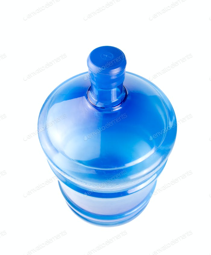 Bottled potable water for cooler