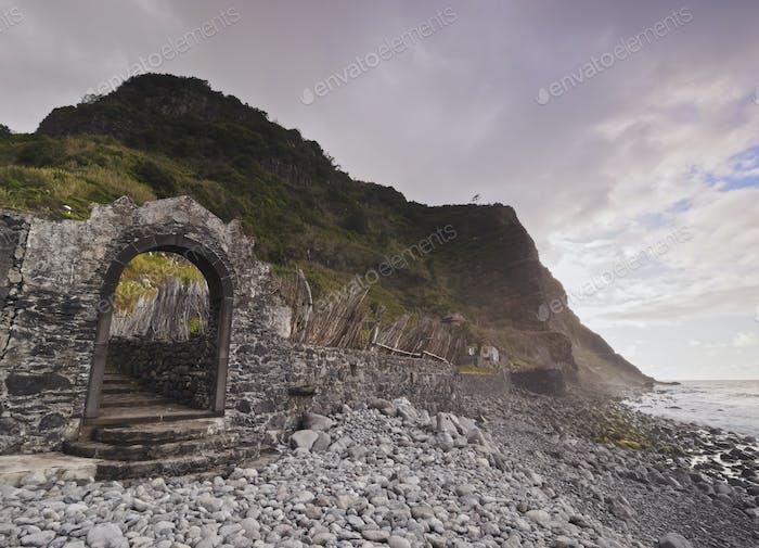 Sao Jorge on Madeira