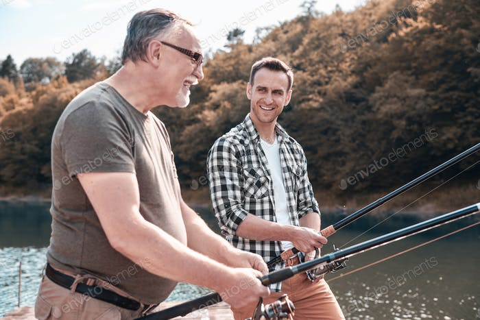 Fishing is best way to relaxing