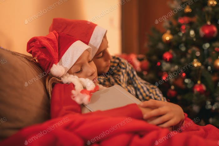 Waiting For A Santa Claus