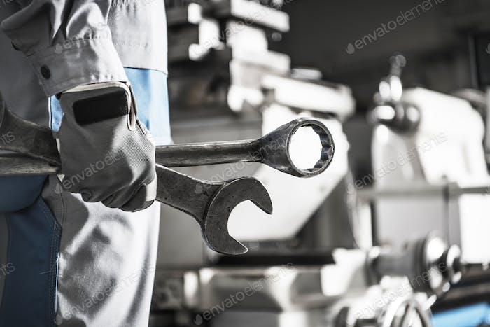 Metalworking Mechanic