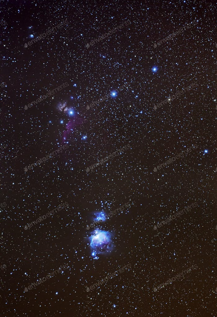 Orion Wide Field View
