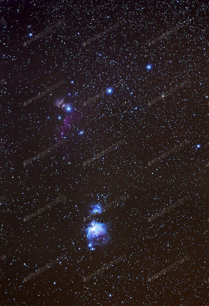 Orion Weitfeldansicht