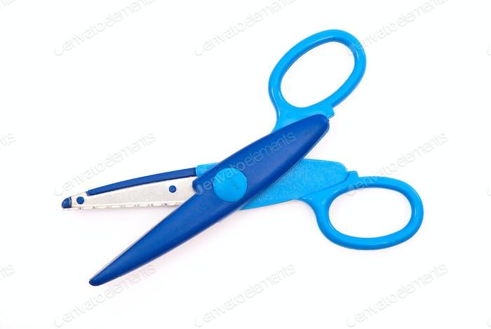 Scissors for paper