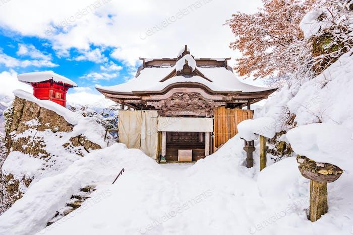 Bergtempel Japan
