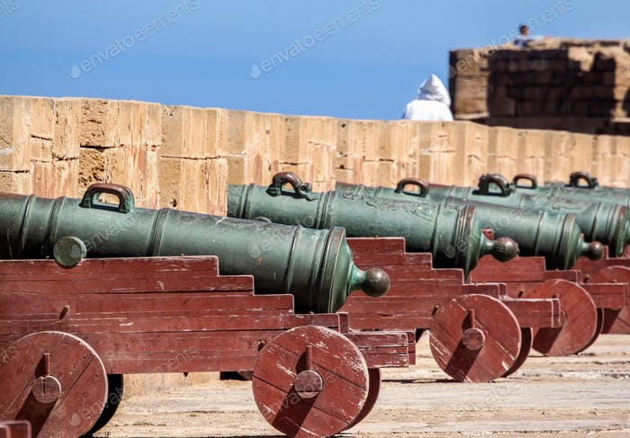 Thumbnail for Cannons of Essaouira