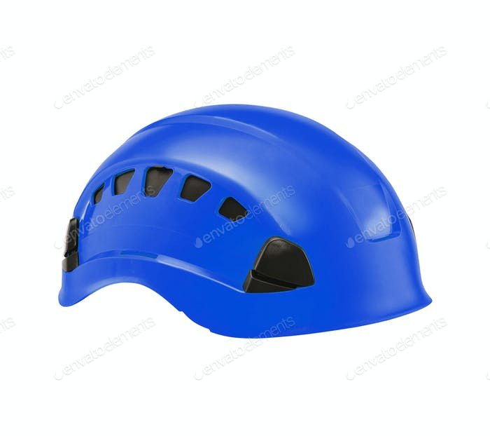 safety helmets isolated